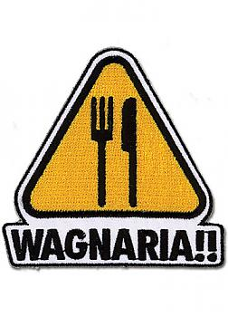 Wagnaria!! Patch - Logo