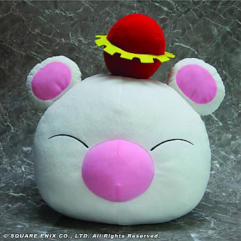 Final Fantasy Pillow - Moogle Head Cushion