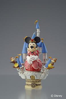 Formations Arts Vol. 3 Kingdom Hearts 2 Trading Figure - Queen Minnie Mouse