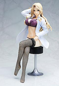 Freezing Vibration 1/4 Scale Figure - Elizabeth Mably Button Shirt Ver.
