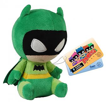 Batman Mopeez Plush - Batman GREEN (75th Anniversary Colorways)