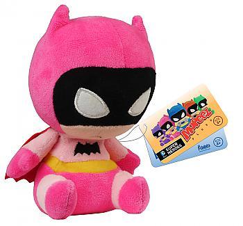 Batman Mopeez Plush - Batman PINK (75th Anniversary Colorways)