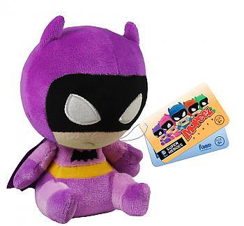 Batman Mopeez Plush - Batman PURPLE (75th Anniversary Colorways)