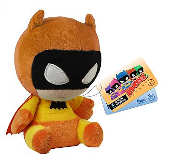 Batman Mopeez Plush - Batman YELLOW (75th Anniversary Colorways)