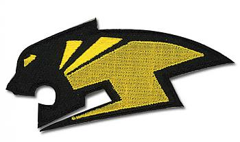 Tiger & Bunny Patch - Wild Tiger Logo