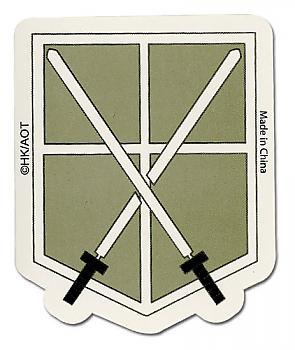 Attack on Titan Sticker - 104th Trainee Squad