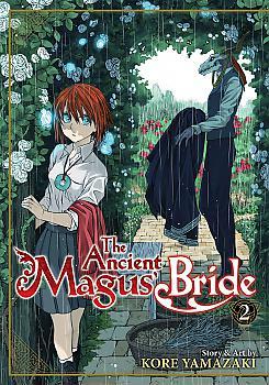 Ancient Magus' Bride Manga Vol.   2