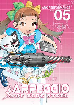 Arpeggio of Blue Steel Manga Vol.   5