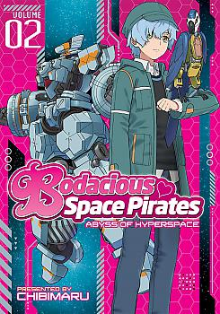 Bodacious Space Pirates: Abyss of Hyperspace Manga Vol.   2