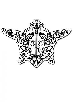 Black Butler Sticker - Crest