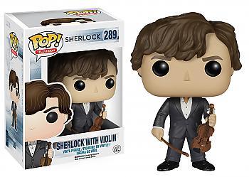 Sherlock POP! Vinyl Figure - Sherlock Holmes w/ Violin