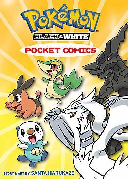 Pokemon Pocket Comics: Black & White Manga