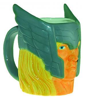 Thor Mug - Thor Head Sculpt