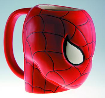 Spiderman Mug - Spider-Man Head Sculpt