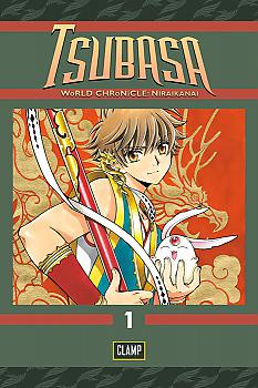 Tsubasa: WoRLD CHRoNiCLE Manga Vol.   1
