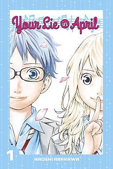 Your Lie in April Manga Vol.   1