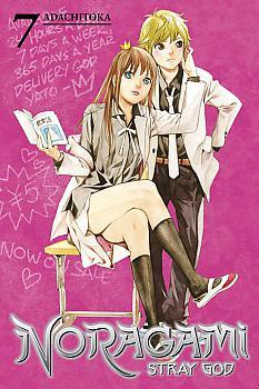 Noragami Stray God Manga Vol.   7