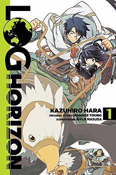 Log Horizon Manga Vol.   1