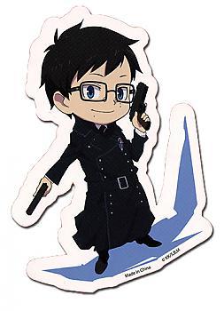Blue Exorcist Sticker - Chibi Yukio
