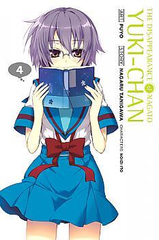 Haruhi: Disappearance of Nagato Yuki-Chan Manga Vol. 4