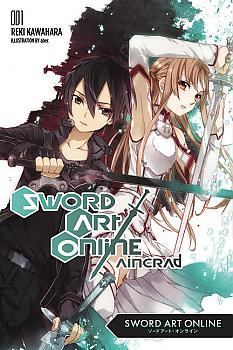 Sword Art Online Novel Vol.  1 Aincrad