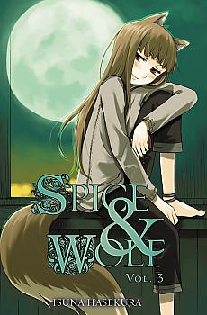 Spice and Wolf Novel Vol.  3