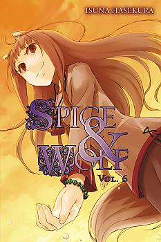 Spice and Wolf Novel Vol.  6