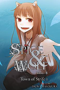 Spice and Wolf Novel Vol.  8
