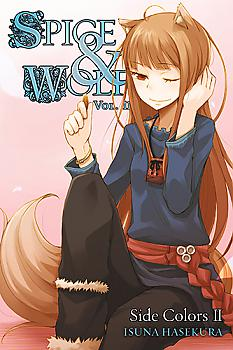 Spice and Wolf Novel Vol. 11