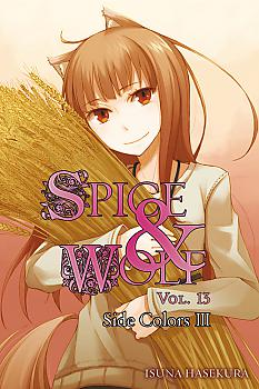Spice and Wolf Novel Vol. 13