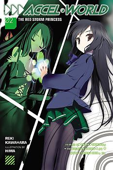 Accel World Novel Vol.  2: The Red Storm Princess