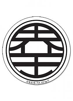 Dragon Ball Sticker - Kaio Symbol