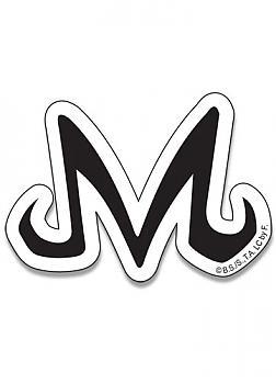 Dragon Ball Sticker - Majin Symbol