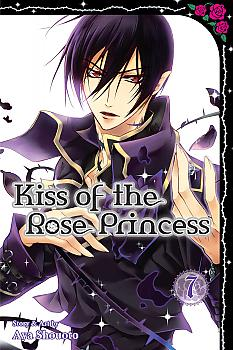 Kiss of the Rose Princess Manga Vol.   7