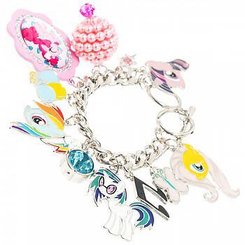 My Little Pony Bracelet - Charms