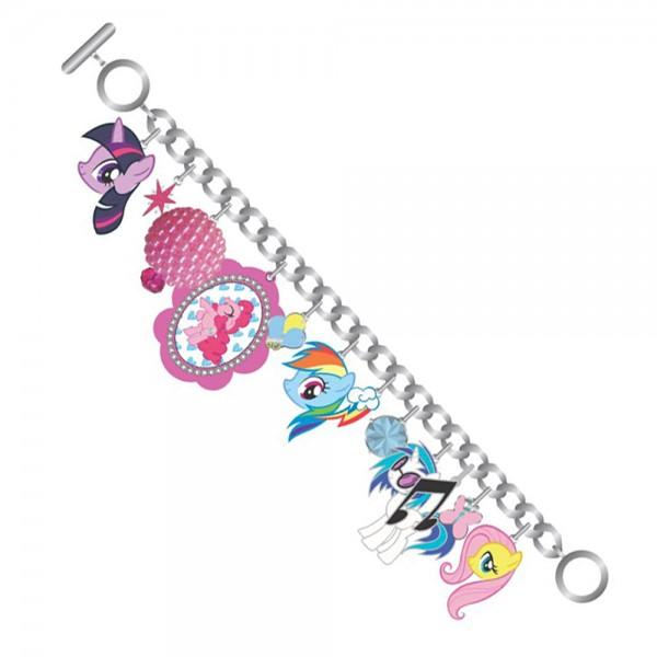 My Little Pony Bracelet Charms