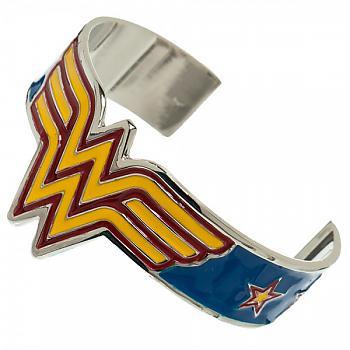 Wonder Woman Bracelet - Classic Logo