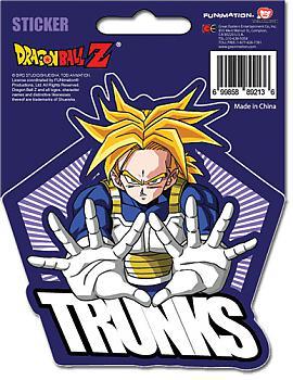 Dragon Ball Z Sticker - SS Trunks
