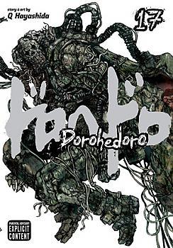 Dorohedoro Manga Vol.  17