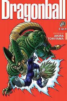 Dragon Ball Omnibus Manga Vol. 11 (3-in-1 Edition)