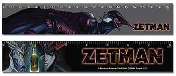 Zetman Ruler - Zet/Alphas Lenticular