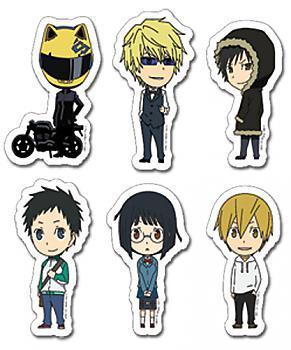 Durarara!! Sticker - SD Character Set