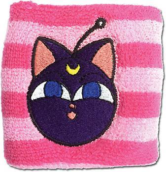 Sailor Moon Sweatband - Luna P