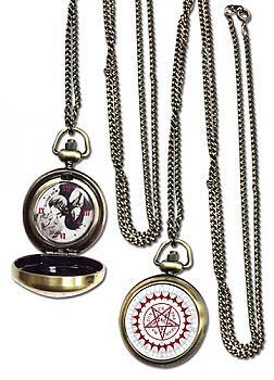 Black Butler Pocket Watch - Group