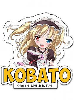 Haganai Sticker - Kobato Die Cut