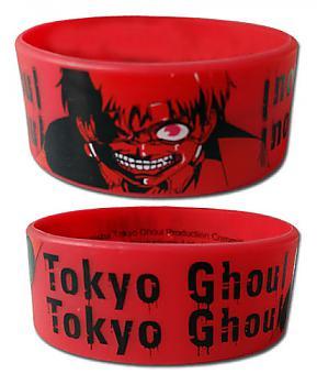 Tokyo Ghoul Wristband - Kaneki's Mask