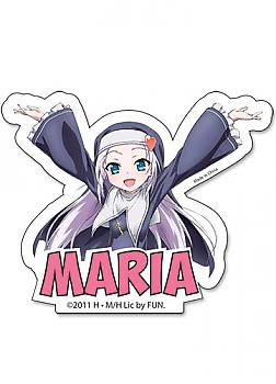 Haganai Sticker - Maria Die Cut