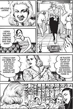 Crying Freeman Manga Vol.   3