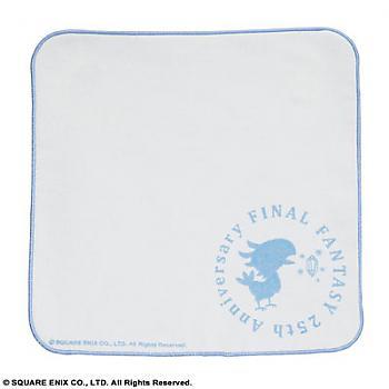 Final Fantasy Hand Towel - 25th Anniversary