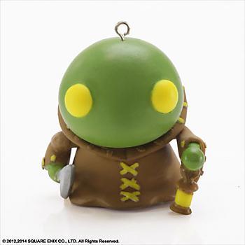 Theatrhythm Final Fantasy Phone Charm - Tonberry Mascot Strap w/ Earphone Jack